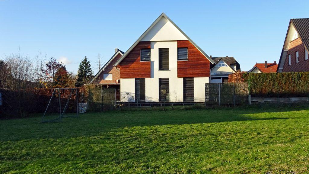 Wohnhaus mit Fotostudio